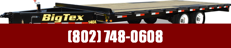 2018 Big Tex Trailers 14OA-19+3 Equipment Trailer