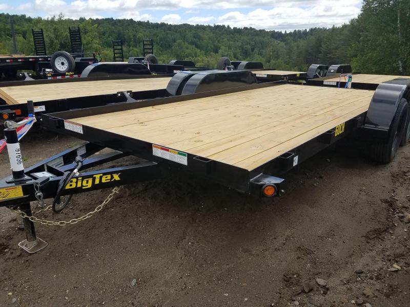 "2018 Big Tex Trailers 60CH - 16 Car Equipment Trailer 83""x16"