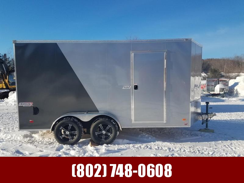 2019 Bravo Trailers ASC714TA2 ALUMINUM Enclosed Cargo Trailer