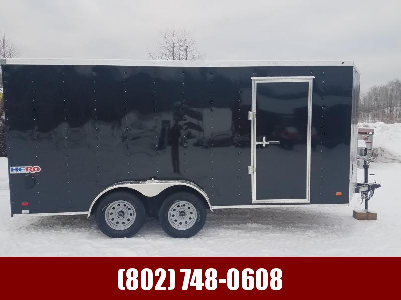 2019 Bravo Trailers HR716TA2 Enclosed Cargo Trailer