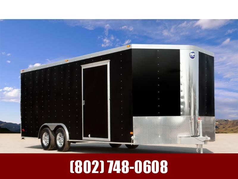 2014 Wells Cargo 8.5x20 V Nose Car Hauler