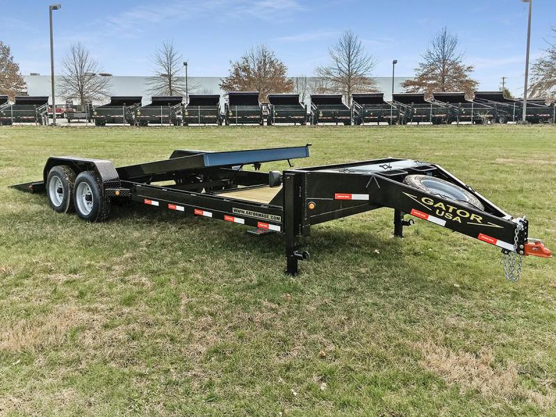 2018 gatormade trailers 20k tandem gooseneck mr care trailers in 2018 gatormade trailers 16k 416 tilt trailer swarovskicordoba Images