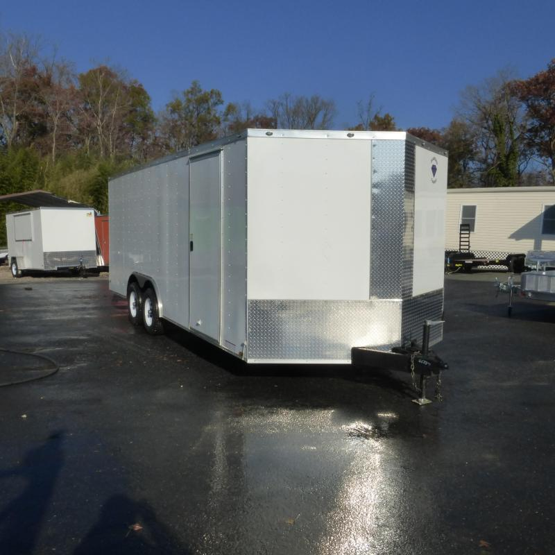 2019 Diamond Cargo 8.5X18TA Car / Racing Trailer