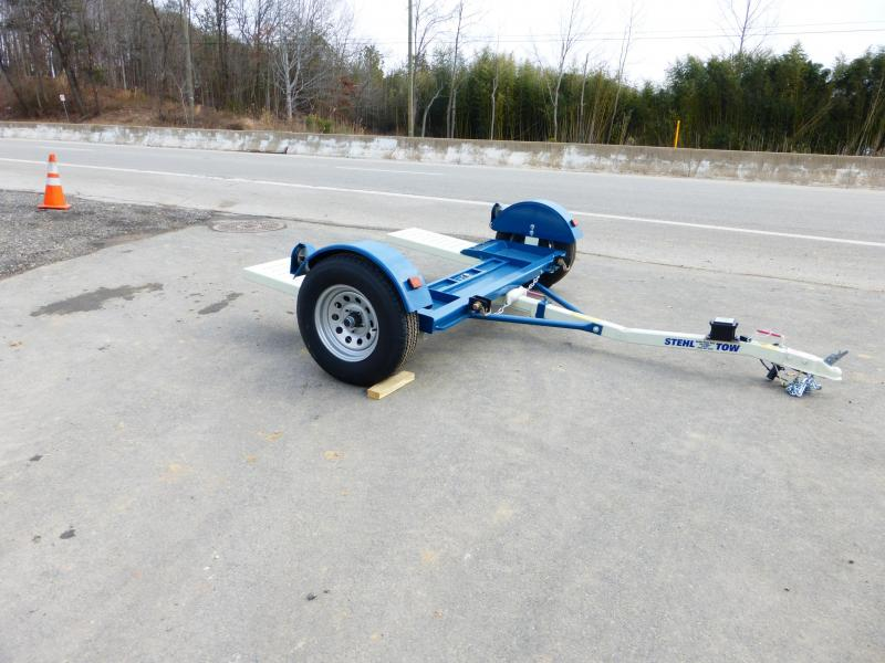 Tow Dolly Made by Stehl Tow w/ Electric Brakes