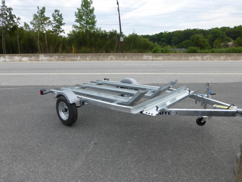 Load Rite 3 Place Motorcycle Trailer