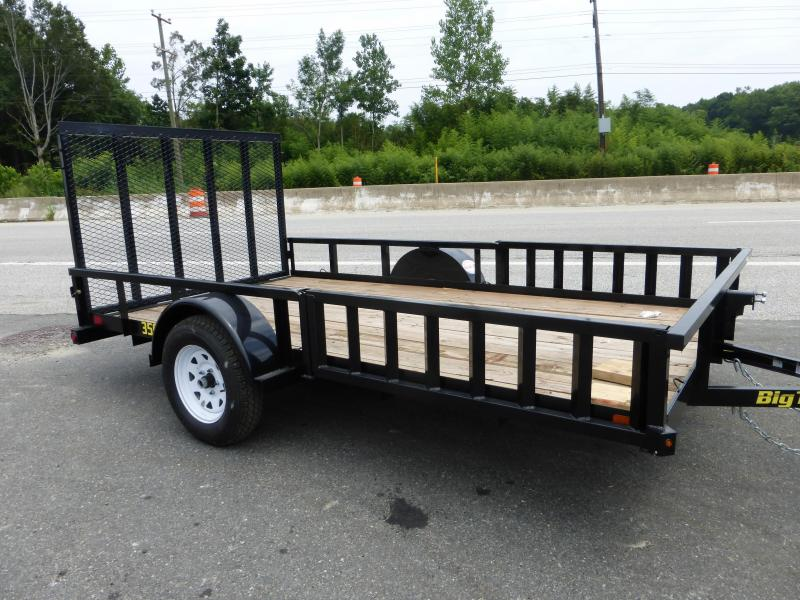 Big Tex 6' x 12' Utility Trailer w/ Removable Ramps
