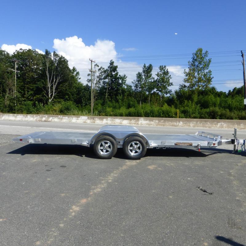 Aluma 8218 7K Tilt Car Hauler