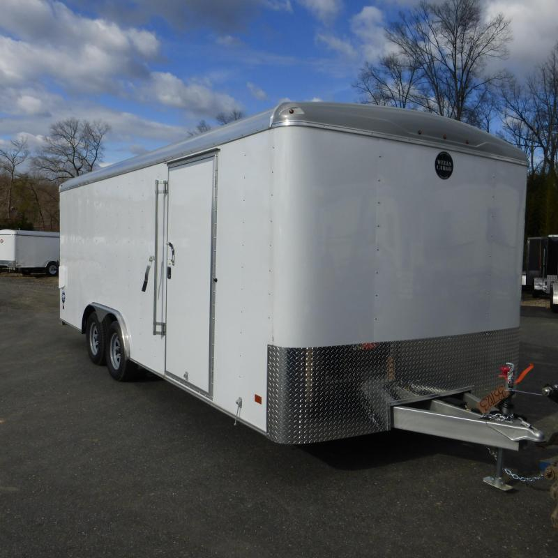 2017 8.5' x 20' Wells Cargo RFLS Car / Racing Trailer