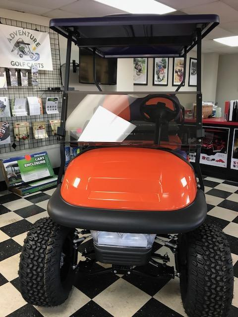 2017 Club Car Precedent Golf Cart Gas