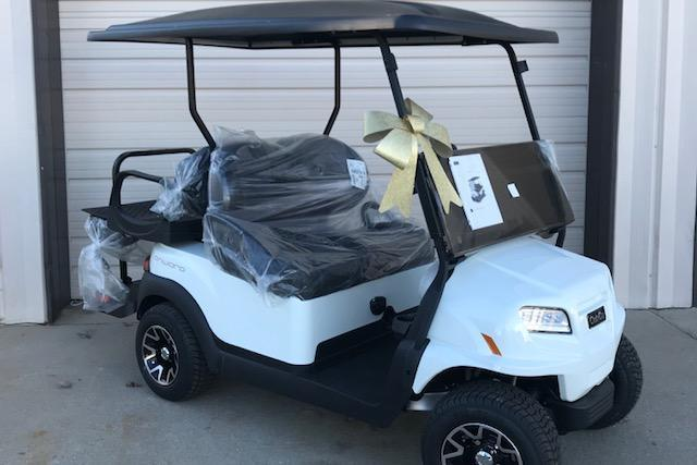 2019 Club Car Onward 4 Passenger ELECTRIC Golf Cart