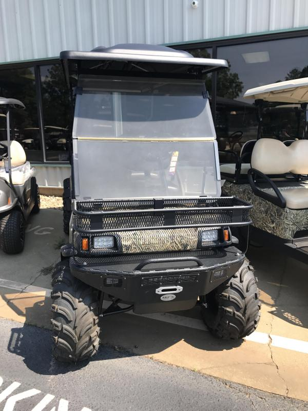 2008 Club Car DS 6 Passenger Golf Cart
