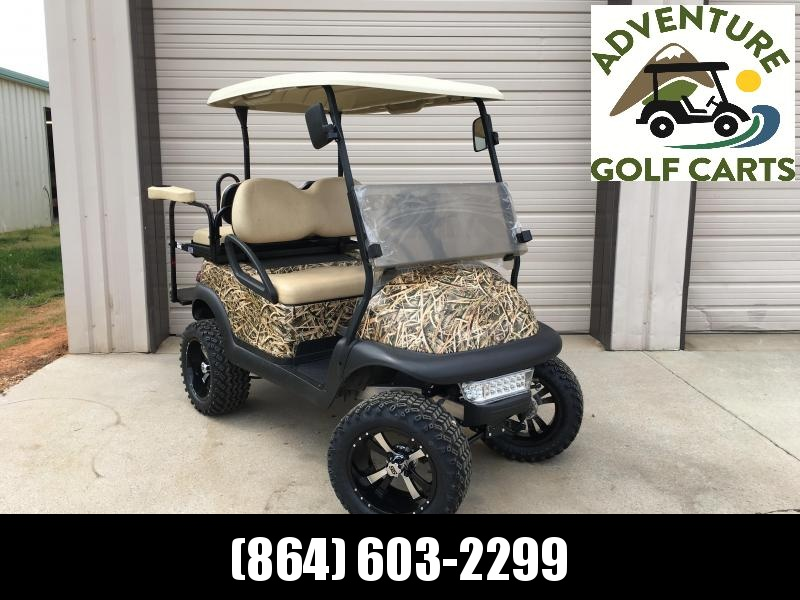 Lifted Camo 2014 Club Car Precedent