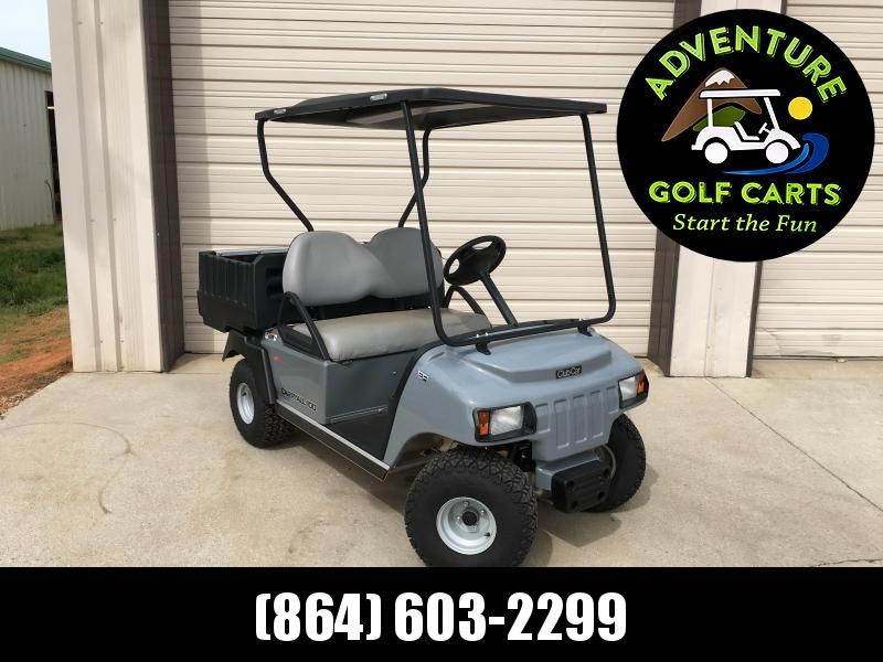 2016  New CarryAll 100 - Club Car - Gas - Gray