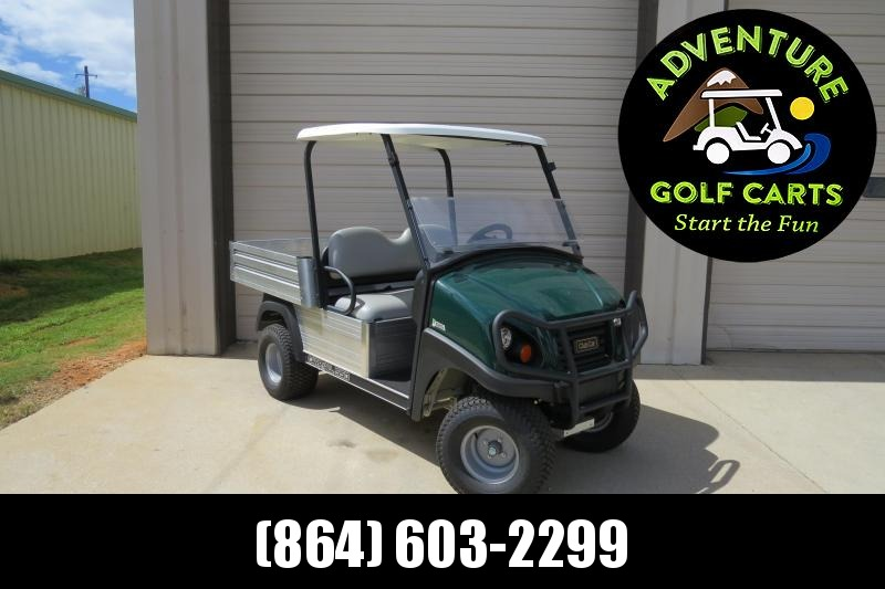 2017 Club Car Electric Carryall Golf Cart