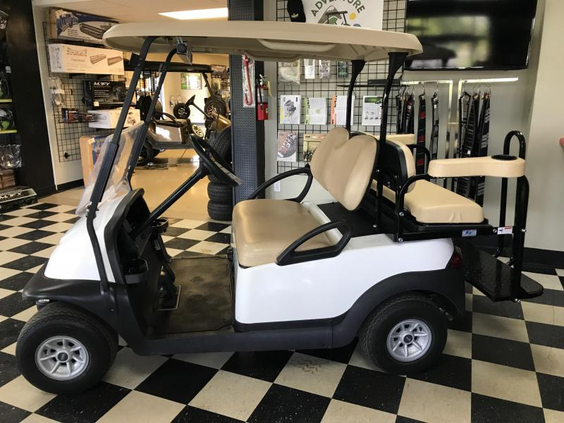 2014 Club Car Pre-Owned Precedent Golf Cart