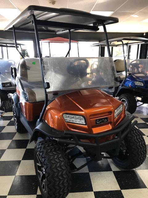 2018 Club Car Onward Golf Cart-Gas