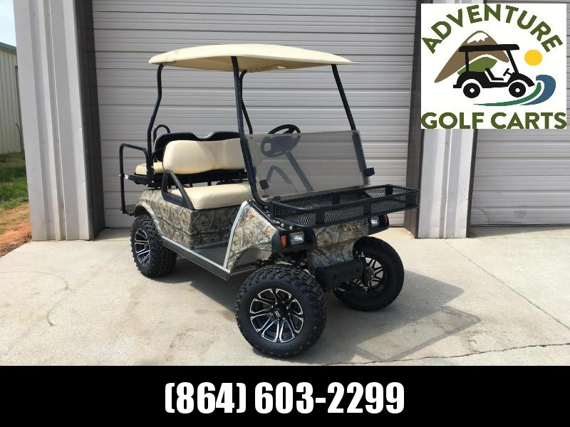 2008 Club Car DS Golf Cart Camo