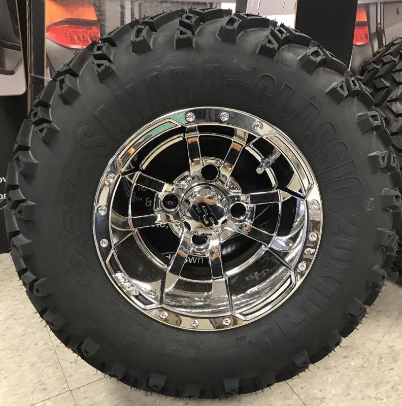 SaharaClassic Tire and Storm Trooper Assembly