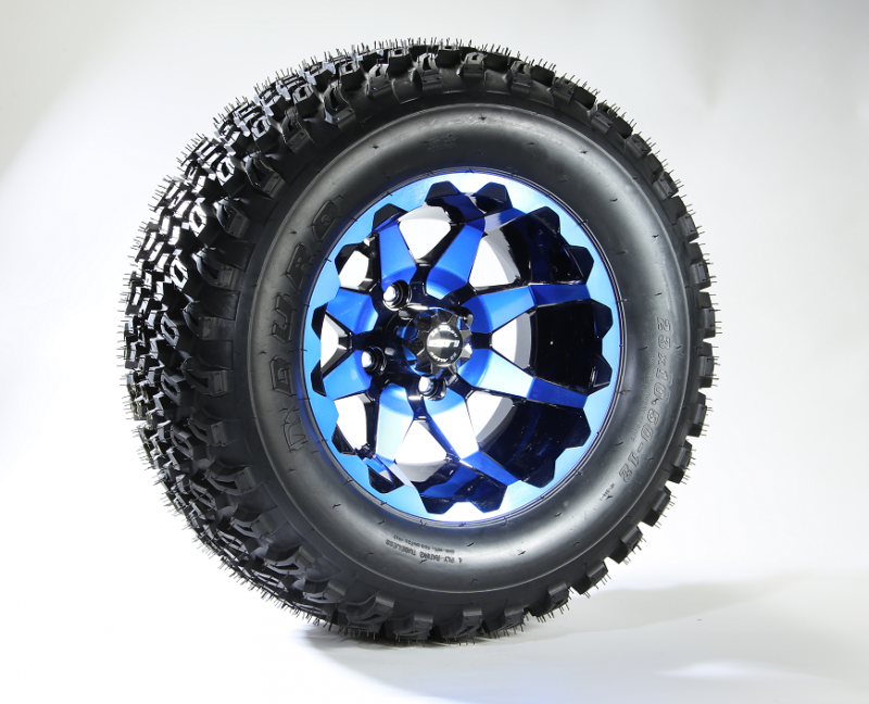 Duro Tire and Desert Assassin Wheel Assembly