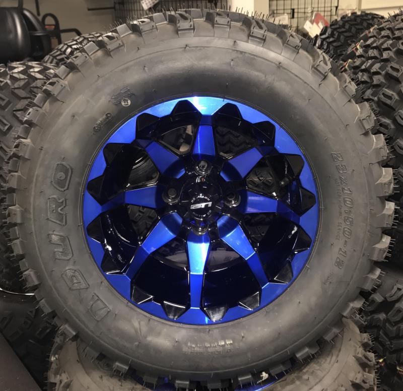 Duro Tire and Desert Assassin Wheel Assembly