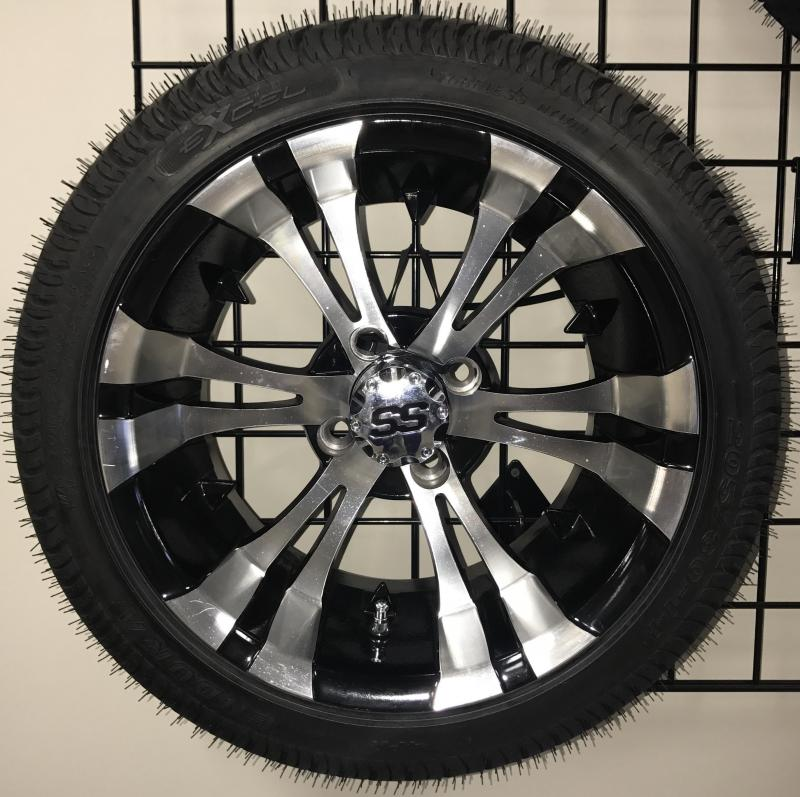 Excel Endura Tire and Vampier Wheel Assembly