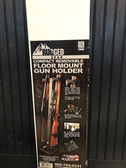 Floor Mount Gun Rack