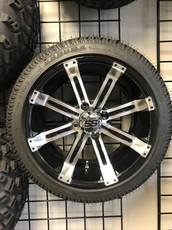 Excel Endura Tire and Tempest Wheel Assembly