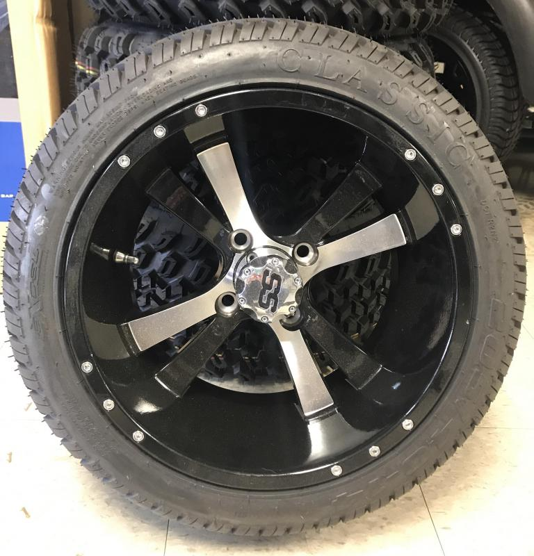 Excel Classic Tire and Twister Wheel Assembly