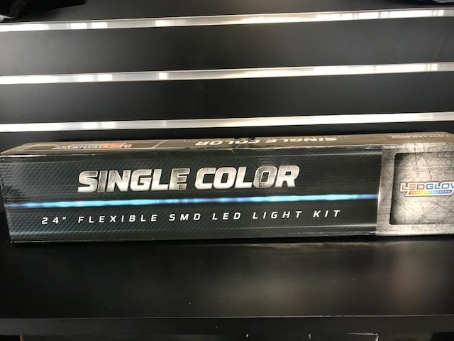 Single Color LED Underbody Light Kit