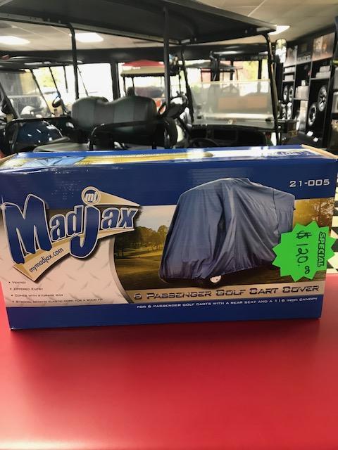 6 Passenger Golf Cart Cover