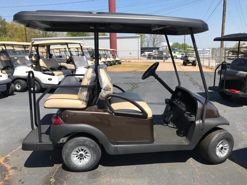 2017 Club Car New Gas Villager 4 Golf Cart