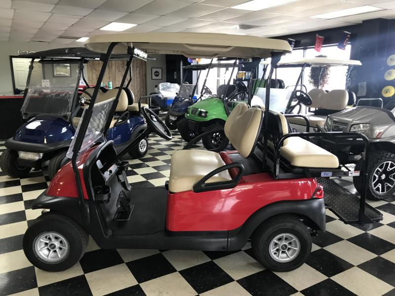 2014 Pre-Owned Precedent - Club Car - Electric - Red
