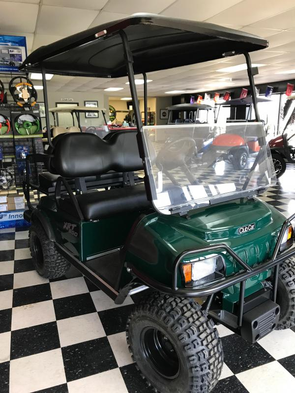 2017 Club Car XRT 850 Gas Golf Cart