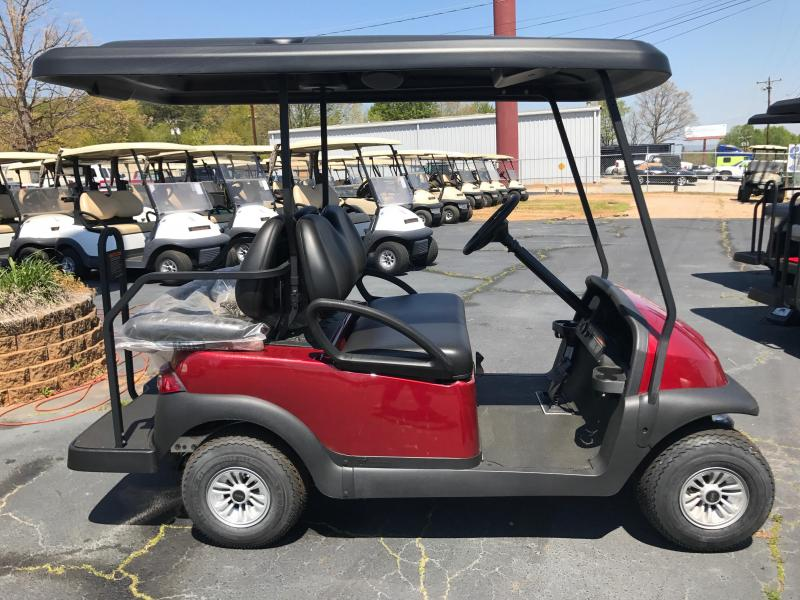 2017 Club Car Villager 4 Golf Cart