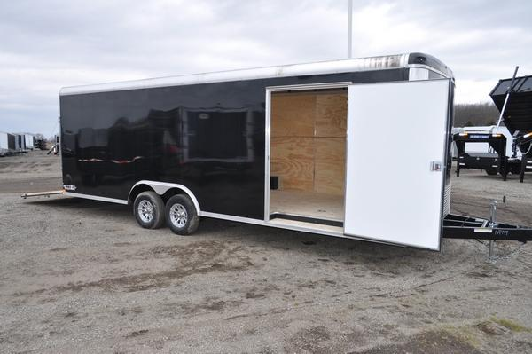 2019 Haul-it 8.5 x 24 Car / Racing Trailer For Sale