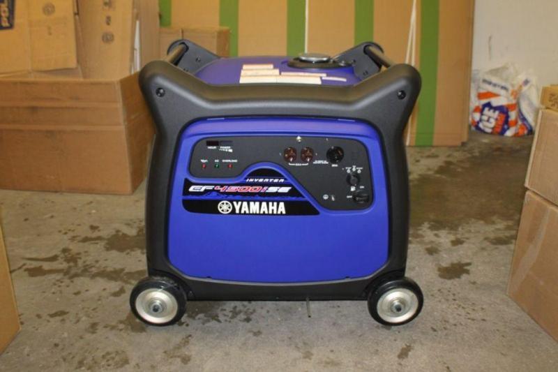2019 Yamaha Huge Selection of Generators