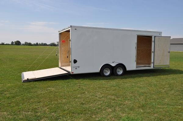 2020 Stealth Trailers 8.5 x 20 Car / Racing Trailer