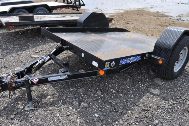 2016 Load Trail  6 x 10 Tilt Equipment Trailer For Sale