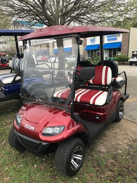 2019 Other ICONi40 Golf Cart