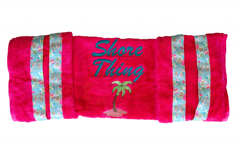 Golf Cart Seat Cover | Hot Pink | Shore Thing
