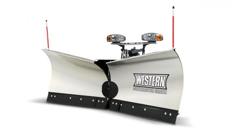2018 Western 7ft 6in MVP3 SST