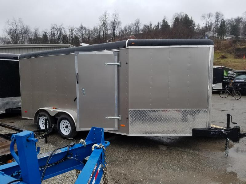 2018 RC Trailers RTT7x14TA2 Enclosed Cargo Trailer