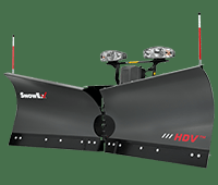 2018 Snow Ex HDV 9ft 6in Snow Plow