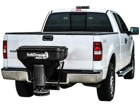 2018 Buyers SaltDogg TGS02 4 Cubic Foot Tailgate Spreader Salt Spreader