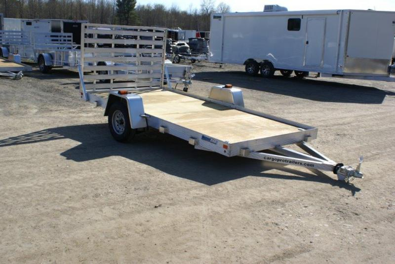 2017 CargoPro Trailers Sidless Utility Trailer Utility Trailer