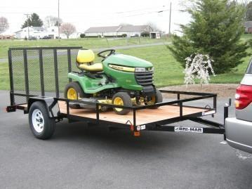 2019 Bri-Mar Utility Trailer
