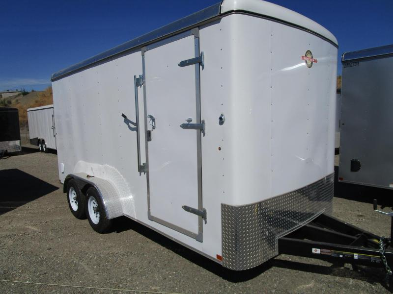 2019 Carry-On 7X16CGR Enclosed Cargo Trailer