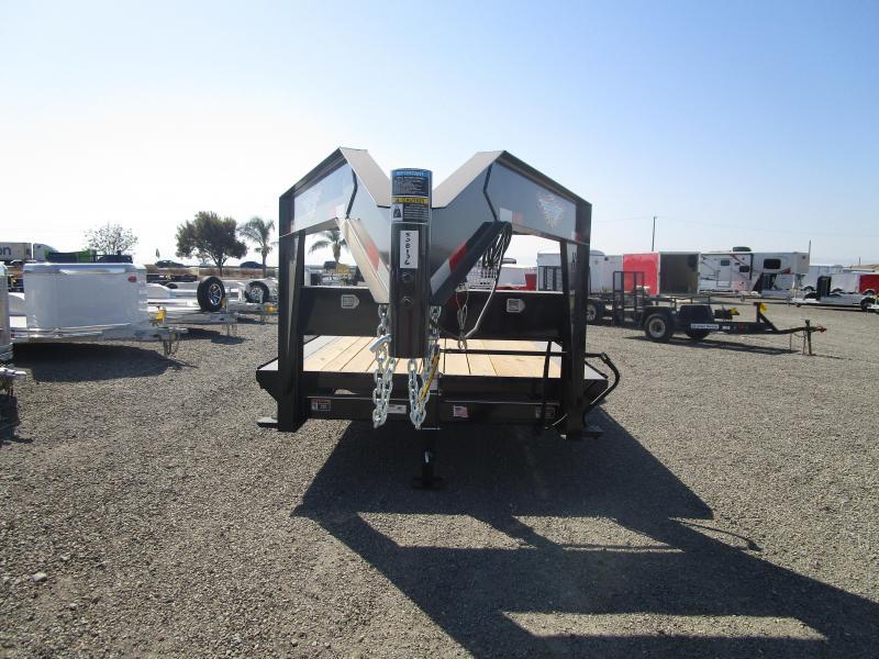 2020 H and H Trailer EZEC7.5X16 Equipment Trailer