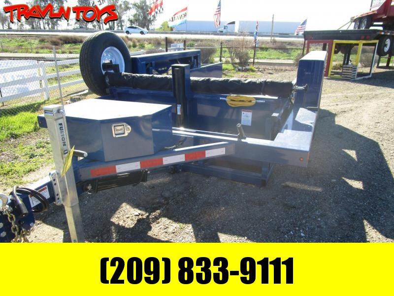 2020 Air Tow EQ-LIFT-3D Dump Trailer