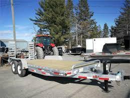 2018 PJ Galvanized Hauler Equipment Trailer